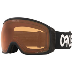 Oakley Flight Tracker XL Gafas de Nieve Hombre, factory pilot black/prizm snow persimmon